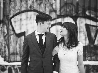 Rachel + Evan // Deity; Brooklyn