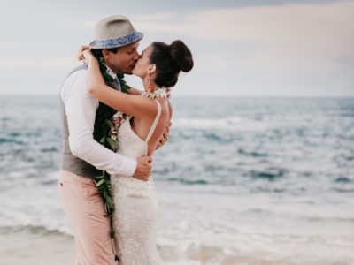 Kauai Destination Hawaii Elopement Wedding