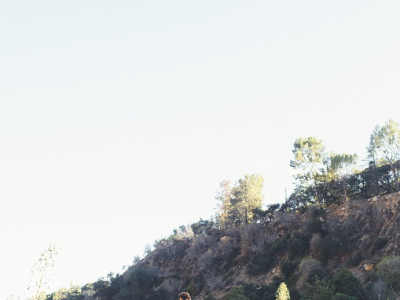 Los Angeles Canyon Engagement Shoot // Maryanne + Matt