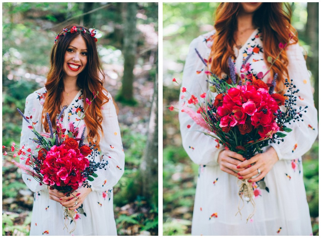 Ashley George Vermonth DIY Backyard Forest Wedding_0011