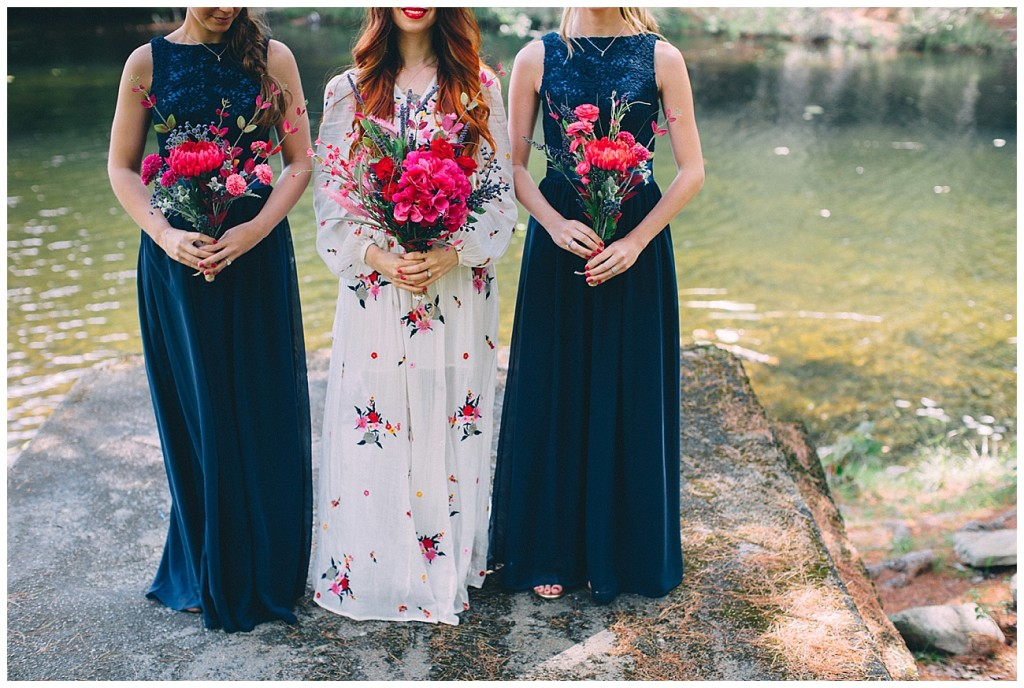 Ashley George Vermonth DIY Backyard Forest Wedding_0019