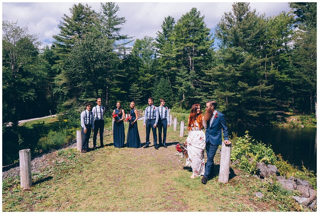 Ashley George Vermonth DIY Backyard Forest Wedding_0023