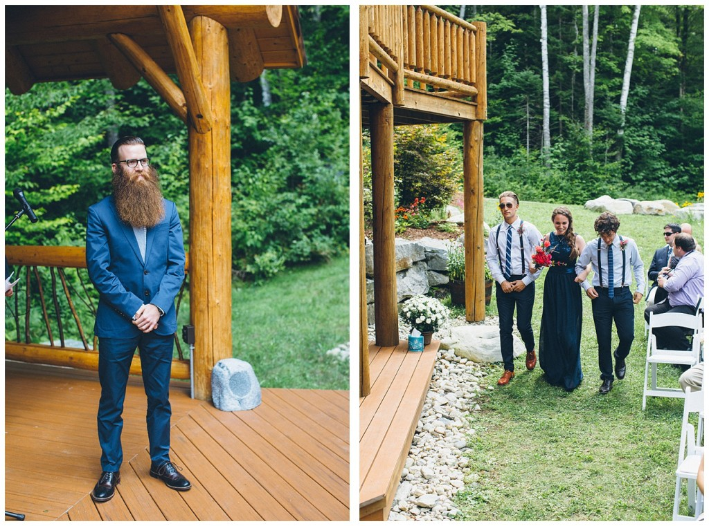 Ashley George Vermonth DIY Backyard Forest Wedding_0036