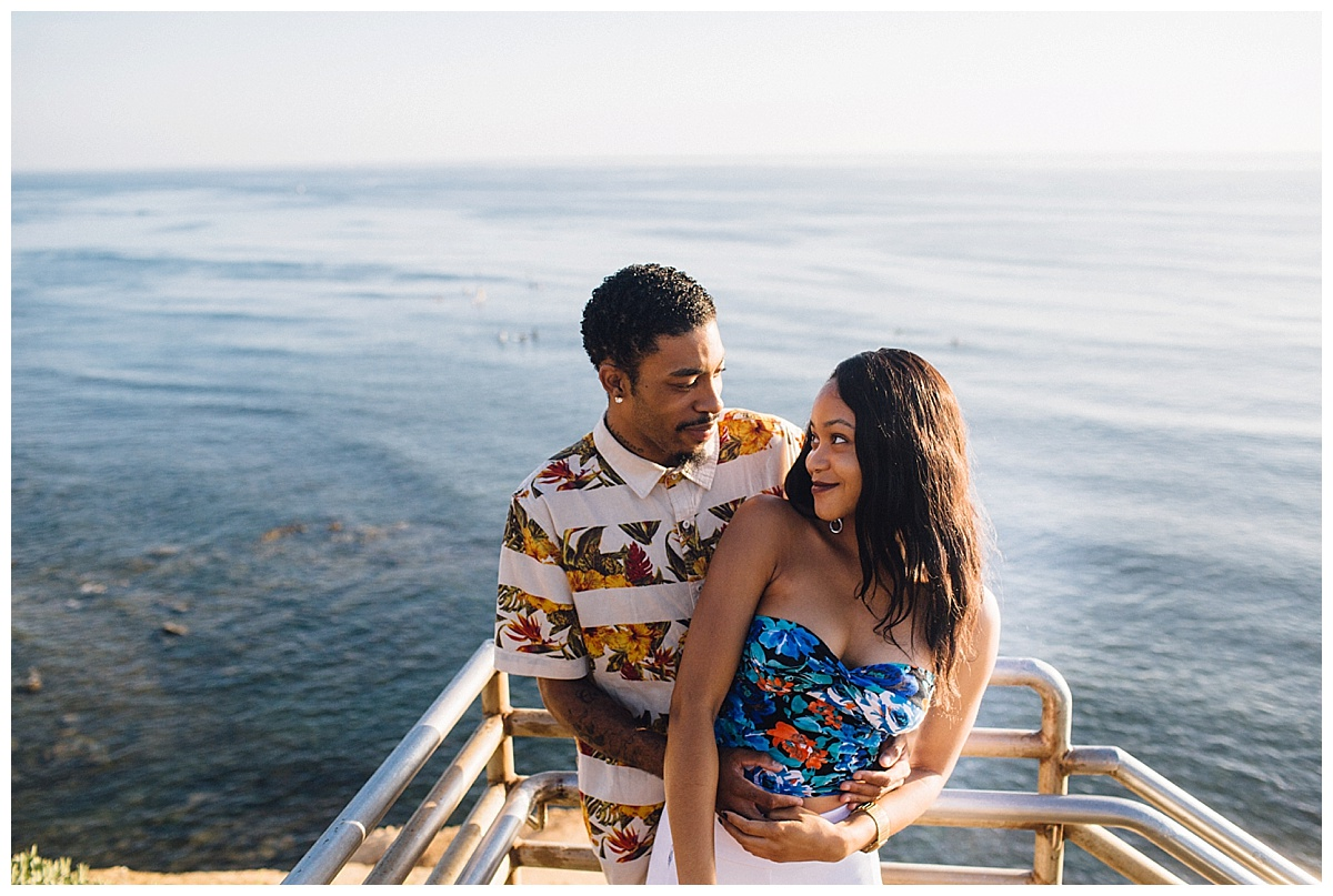 San Diego Sunset Cliffs Engagement Shoot Martina Micko Photo_0002
