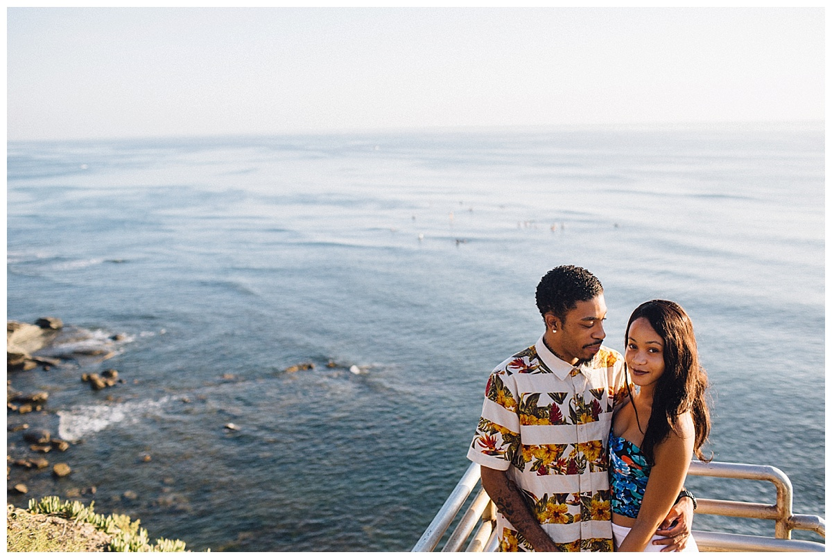 San Diego Sunset Cliffs Engagement Shoot Martina Micko Photo_0005