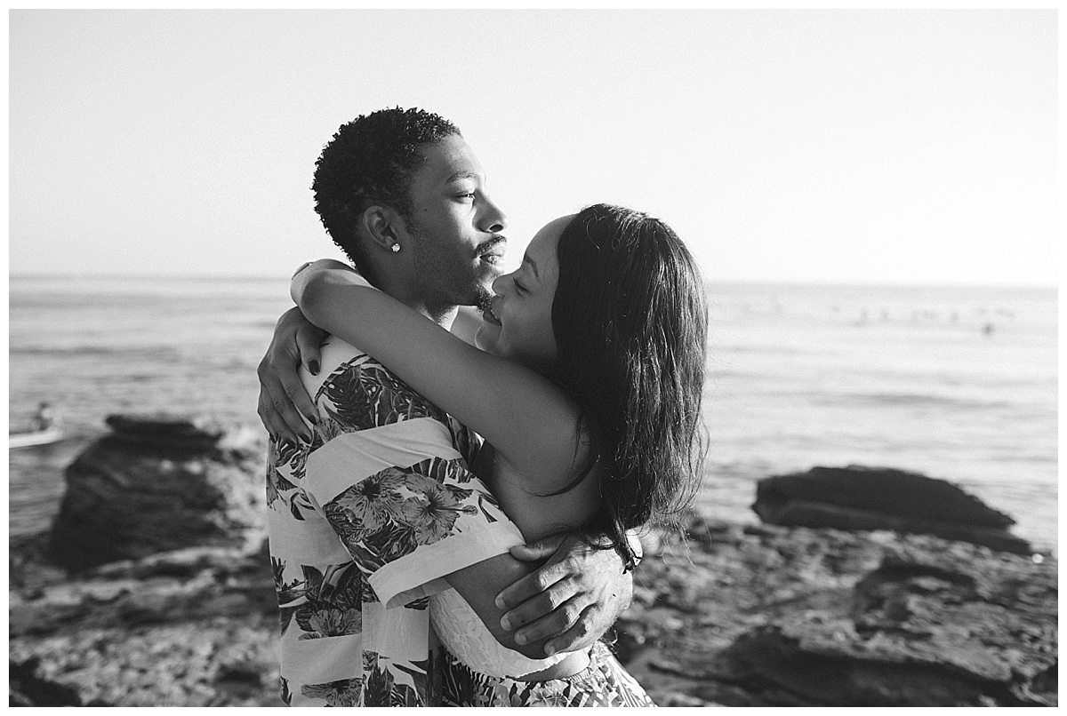San Diego Sunset Cliffs Engagement Shoot Martina Micko Photo_0014