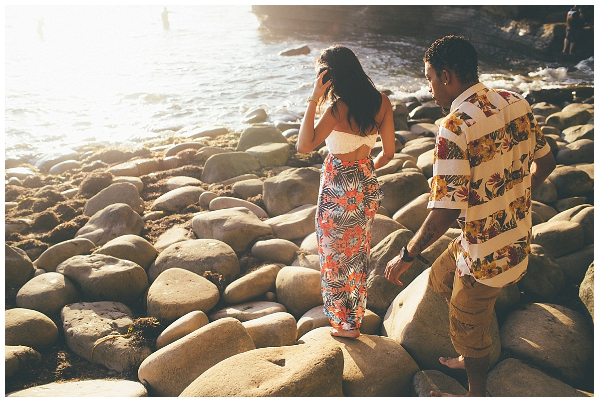 San Diego Sunset Cliffs Engagement Shoot Martina Micko Photo_0016