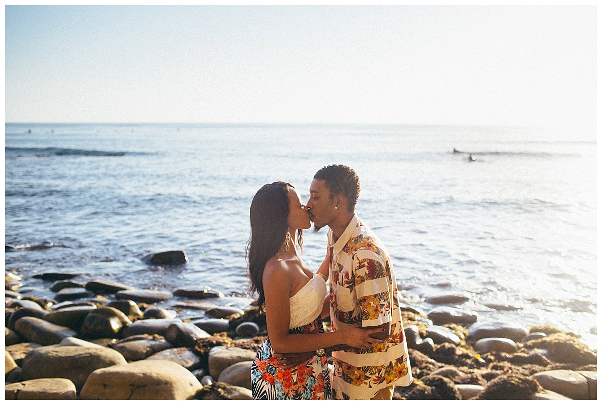 San Diego Sunset Cliffs Engagement Shoot Martina Micko Photo_0017