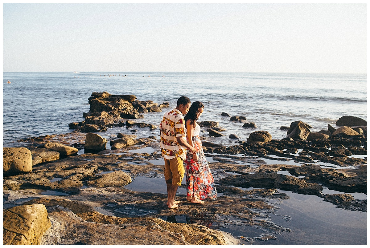 San Diego Sunset Cliffs Engagement Shoot Martina Micko Photo_0018