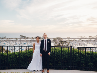 Dana Point Elopement, California