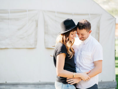 Santa Barbara Engagement Shoot, California