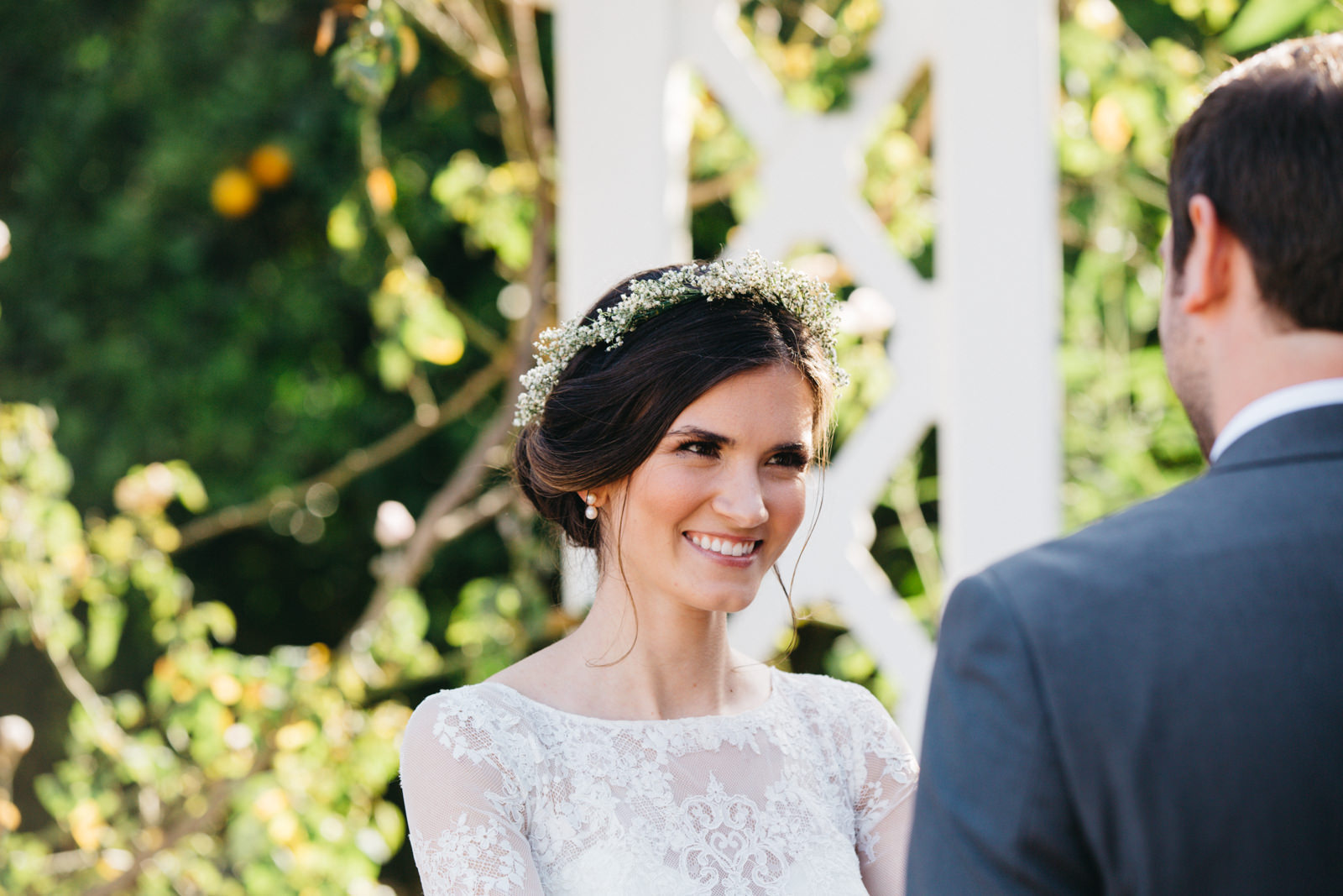 LA Los Angeles Arboretum Garden Wedding 19