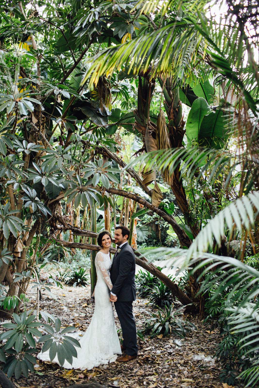 LA Los Angeles Arboretum Garden Wedding 42