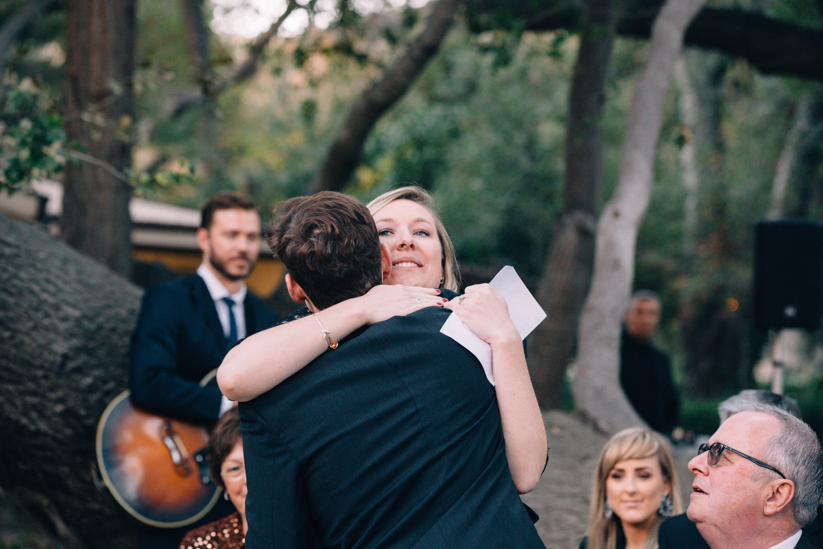 Oak Canyon Ranch Destinaiton Wedding Maliby Canyon   25
