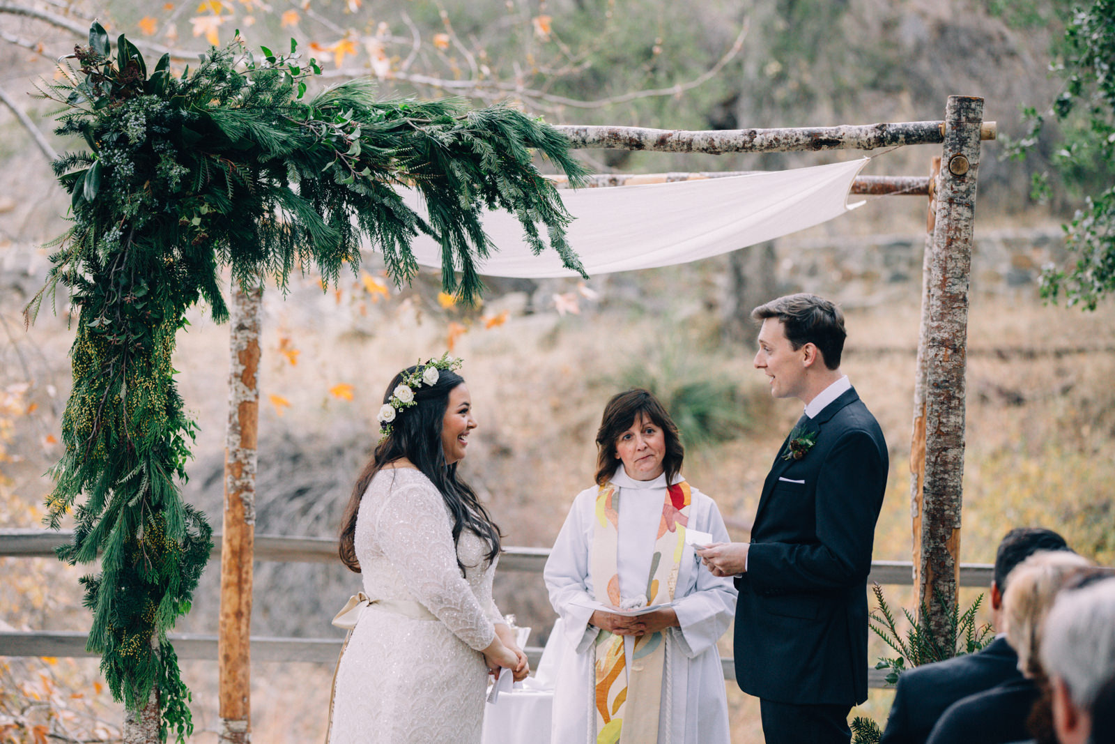 Oak Canyon Ranch Destinaiton Wedding Maliby Canyon   34