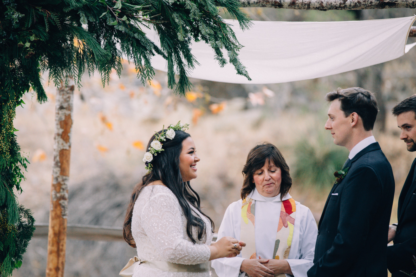 Oak Canyon Ranch Destinaiton Wedding Maliby Canyon   35