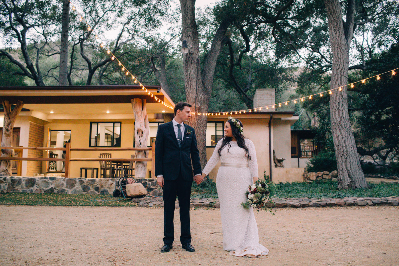Oak Canyon Ranch Destinaiton Wedding Maliby Canyon   42