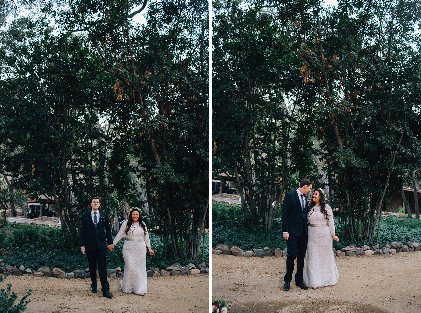 Oak Canyon Ranch Destinaiton Wedding Maliby Canyon   44