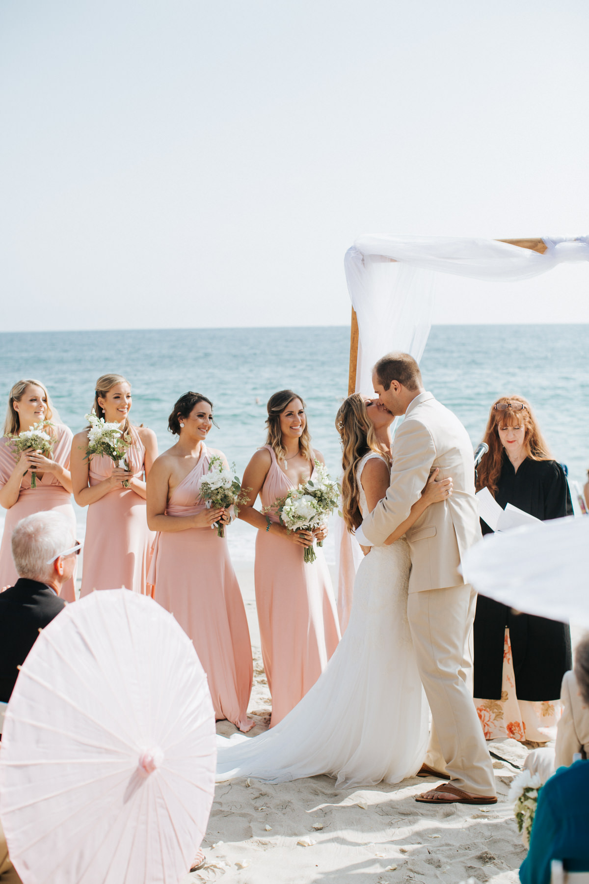 Hotel Laguna Beach Wedding Ceremony