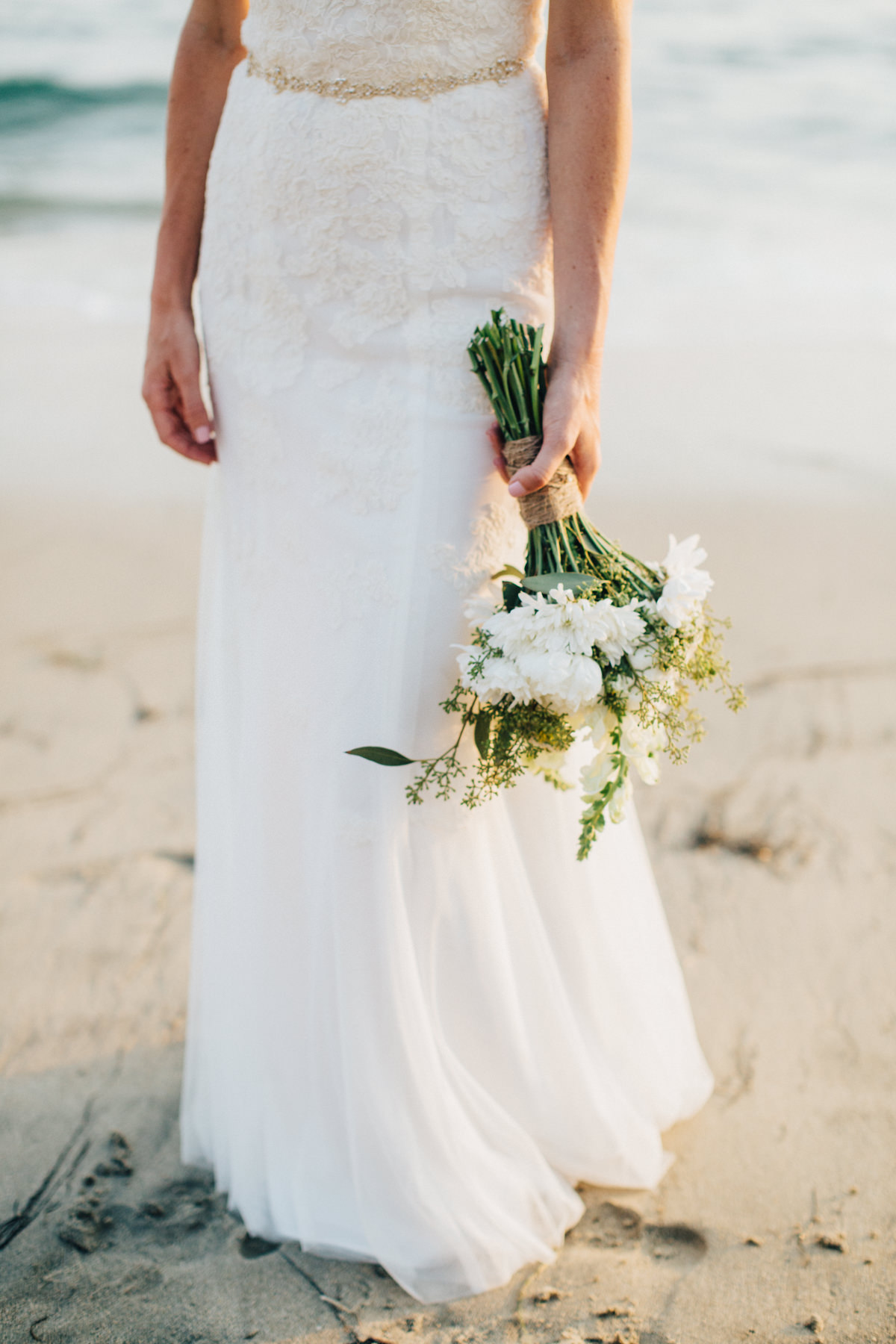 Hotel Laguna Beach Wedding Bride Groom Portraits