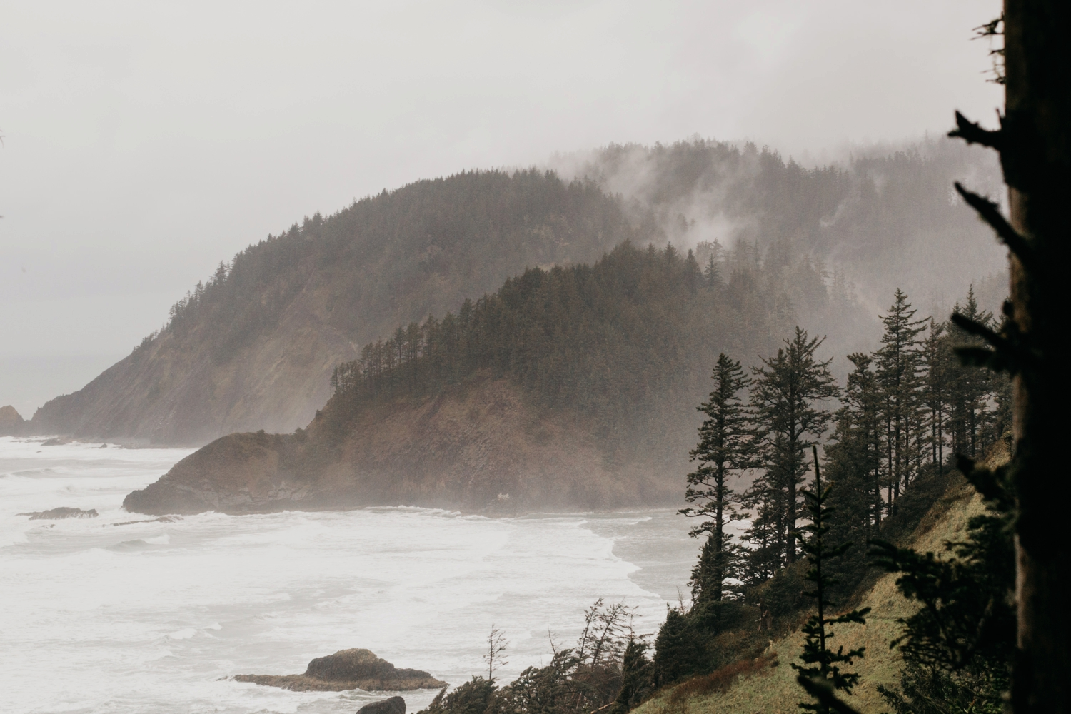Oregon Coast Cannon Beach Elopement