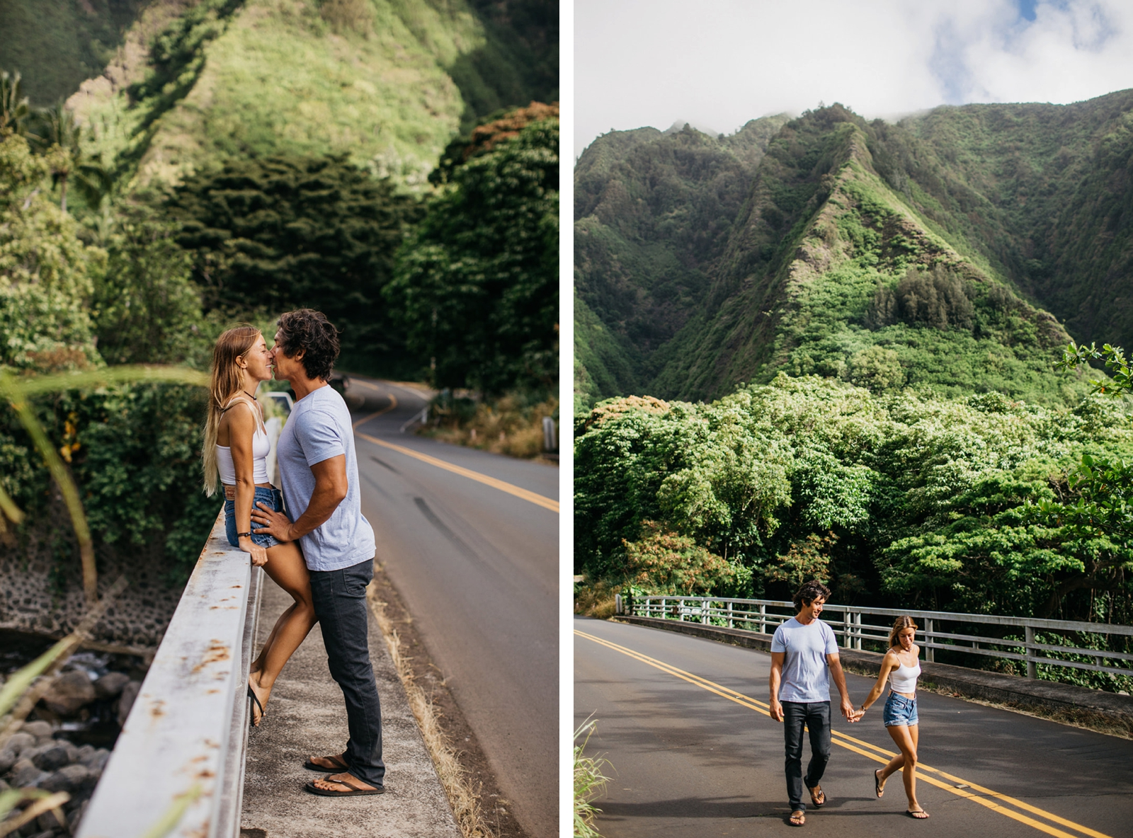 Maui Love Session Portrait Elopement Engagement Lovers
