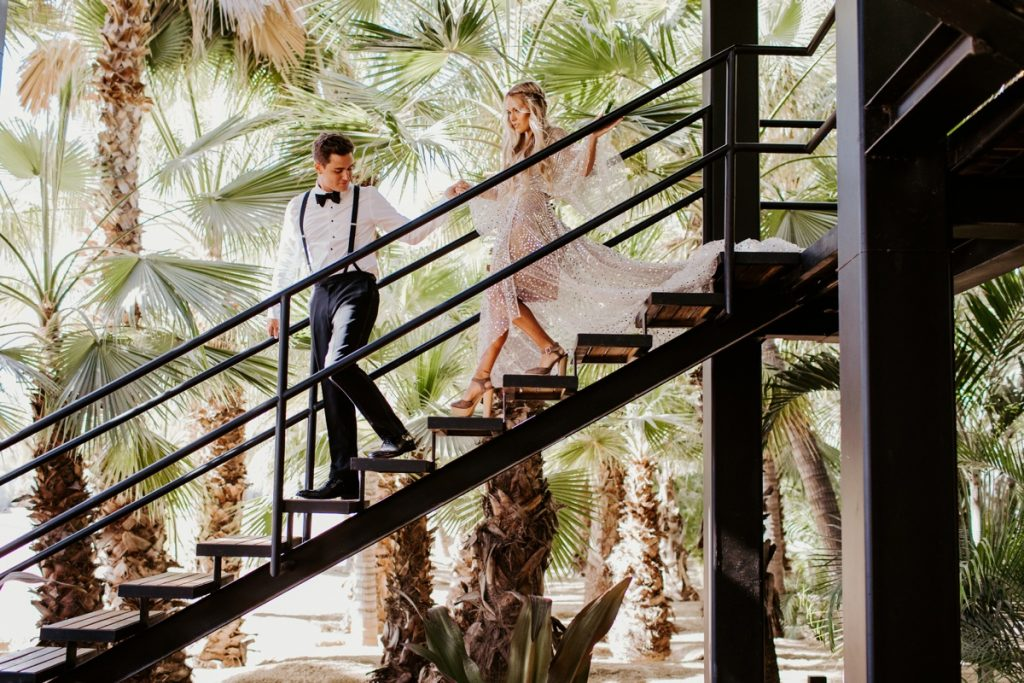 Acre Baja Wedding Couple
