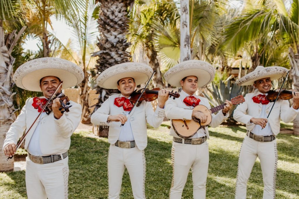 Acre Baja Mariachi Band