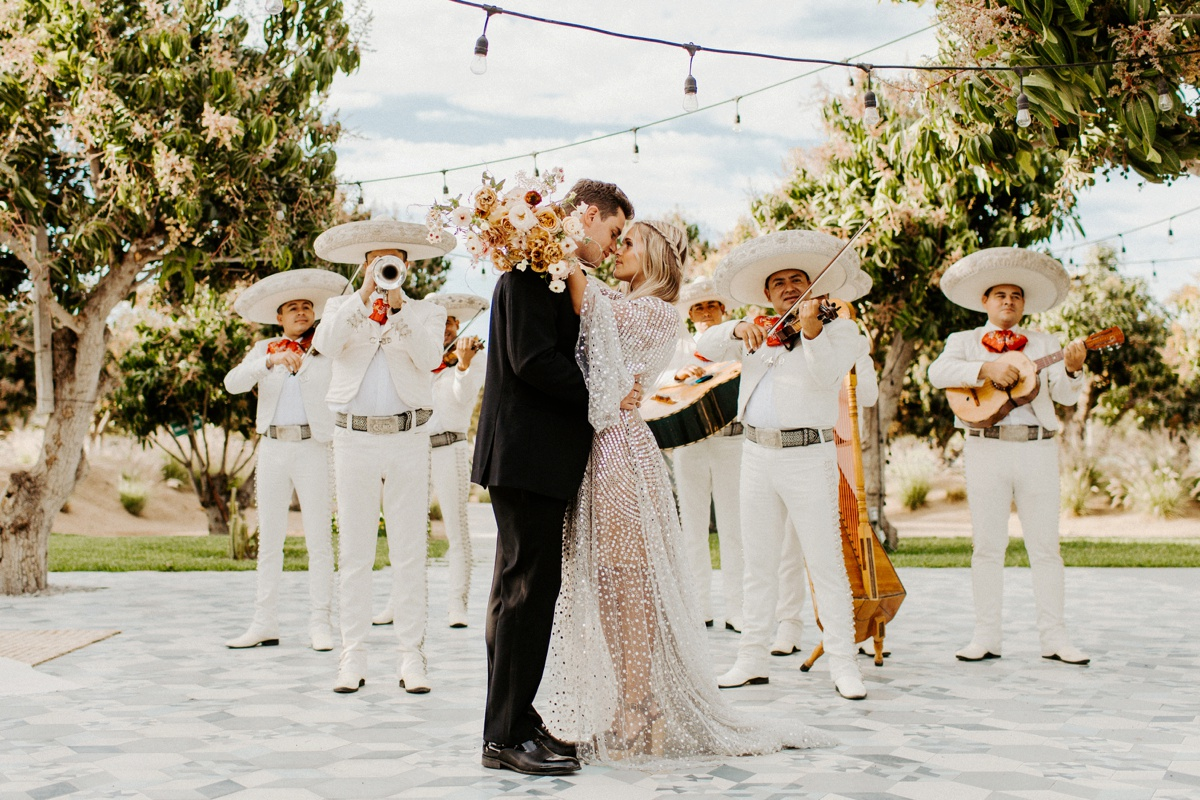 Acre Baja Mango Orchard Wedding